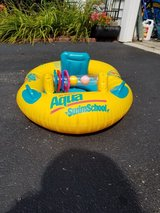 Aqua Swimschool Baby Activity Float Seathe Excellent Condition in Oswego, Illinois