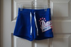Girls Justice Dance Shorts Size 6 in Naperville, Illinois