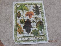 Autumn Leaves Garden Flag in Aurora, Illinois