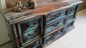 Bassett Dresser and Night Stands in Baytown, Texas