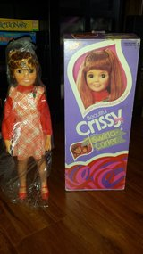 Vintage Crissy Doll w/box in Orland Park, Illinois