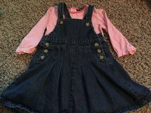 18mo chaps girls 2pc outfit in Fort Polk, Louisiana