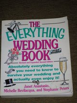 the everything wedding book in Naperville, Illinois