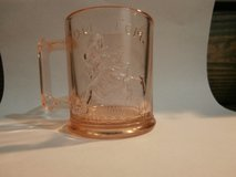 Vintage 3/Piece pink Tiara Glass 1950's in Cleveland, Texas