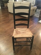 Ladder back kitchen chairs and bar stools in Schaumburg, Illinois