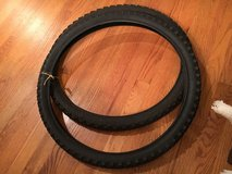 "24"" Bike Tires in Aurora, Illinois"