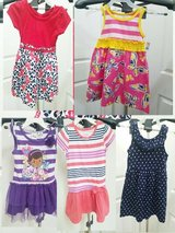 Lots 5 pc Dresses all in great condition sz 18-24 and 2t in Fort Belvoir, Virginia