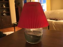Glass Candle Shade in Naperville, Illinois