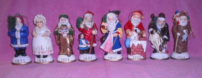 DON WARNING - SIGNED CHRISTMAS ORNAMENTS in Aurora, Illinois