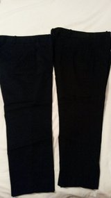 Talbot's Signature Navy or Black Crop Pants Size 14 in Wiesbaden, GE