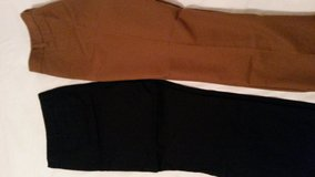 Lands' End Ankle Pants Black or Brown Size 16 in Wiesbaden, GE