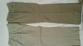 Talbots Khaki or Navy Pants Size 14 in Wiesbaden, GE