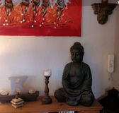 Large Buddha in Ramstein, Germany