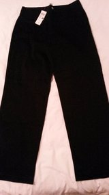 Chico's Black Pants Size 2 (L/12) New w/Tag in Wiesbaden, GE