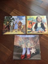 3 Sealed Wizard of Oz Calendars - 2000, 2002 & 2006 - Never Opened in Bolingbrook, Illinois