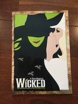 New Wicked Souvenir Program/Book - The Untold Story of the Witches of Oz in Bolingbrook, Illinois