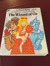 Young Readers Version - The Wizard of Oz - Illustrated Classic Editions - Paperback Book in Bolingbrook, Illinois