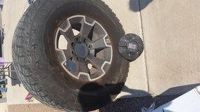 Tires & Rims in Fort Bliss, Texas