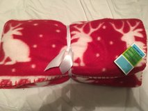 NWT Old Navy Christmas Blanket in Beaufort, South Carolina