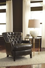 FIRST COME FIRST SERVE - ASHLEY JONETTE Accent Chair - DreamRoomsHouston.Com in Pasadena, Texas