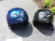 Youth Medium and Large Safety Helmets Like New in St. Charles, Illinois