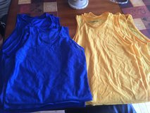 Kids sports pinny vests (8) in Naperville, Illinois