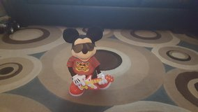 Dancing Mickey in Fort Lewis, Washington