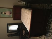 Sleigh Bed- twin size in Hopkinsville, Kentucky