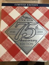 Better Homes and Gardens 75th Anniversary Cookbook in Fairfield, California
