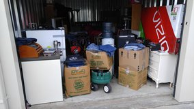 STORAGEWARS ***ENTIRE .STORAGE LOCKER CONTENTS in Fort Campbell, Kentucky