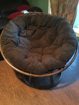 Papasan Chair x 2 in Fort Campbell, Kentucky