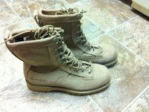 Army Combat Boots in Fort Lewis, Washington