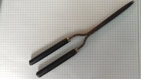 Antique curling tongs in Stuttgart, GE