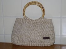 "rosetti bamboo handle purse 10""x6"" in Plainfield, Illinois"
