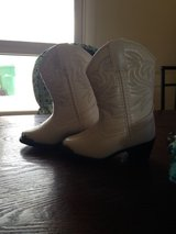 Never used Cowboy/girl boots sz4 in Fort Drum, New York