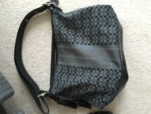 Newer style coach purse in Glendale Heights, Illinois