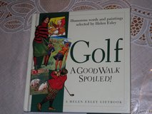 golf gift book in Bolingbrook, Illinois
