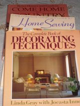 3 decorating books in Batavia, Illinois