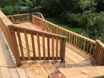Roofing, Decks, Fence, and Complete Remodeling in Conroe, Texas