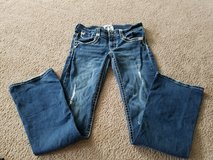 Juniors jeans size 3 4 Trademark H in Naperville, Illinois