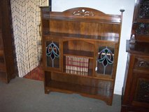 Oak Arts and Crafts Book Case in Lakenheath, UK
