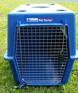 PetMate dog Kennel / Carrier, size: (50-70 lbs) in Stuttgart, GE