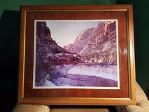 Bryce Canyon Painting Print - Custom Frame, Double Matted Gorgeous! in Cadiz, Kentucky