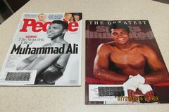 "2 Magazines Featuring ""Muhammad Ali"" in Kingwood, Texas"