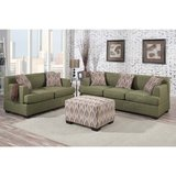2 Piece Sofa and LoveSeat Set ( Includes Pillows) in Fort Irwin, California