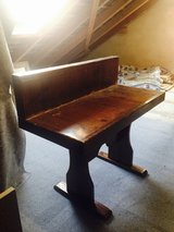 Bulky table, old and heavy in Ansbach, Germany