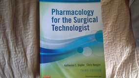 book for pharmacology in Lawton, Oklahoma