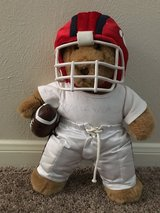 Build a Bear Football Uniform in Kingwood, Texas