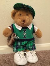 Build a Bear Golf Outfit in Kingwood, Texas