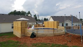walls lawn care  swimming pool decks in Fort Campbell, Kentucky